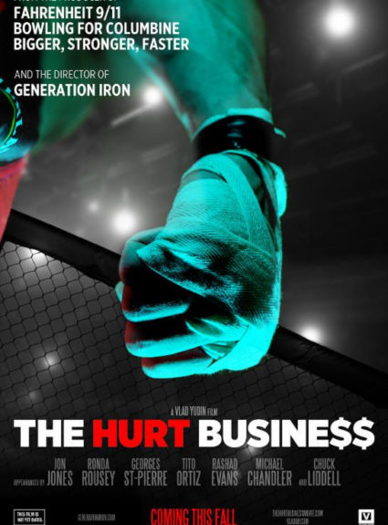 "An Interview with DIRECTOR VLAD YUDIN for his film ""THE HURT BUSINESS"""