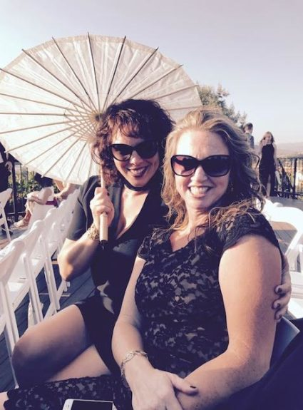 Girlfriends Get Away to Napa Valley