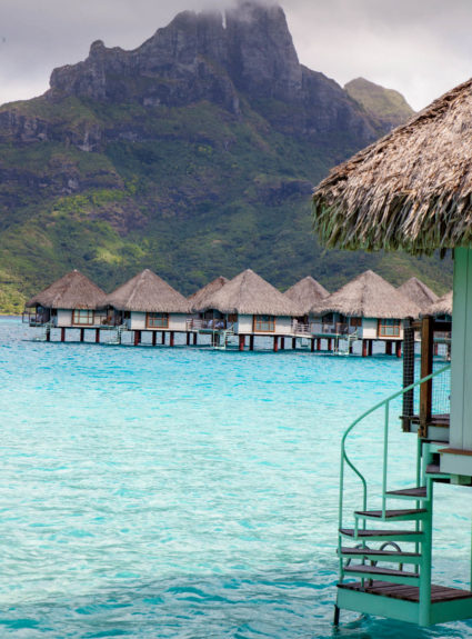 Bora Bora and Moorea:  Paradise on a Budget