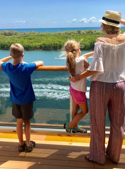 Cruising with Kids: Yay or Nay?